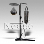 Speed ​​Ball-Punching Bag Stand.