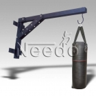 Speed ​​Ball Platform and Punching Bag Stand.